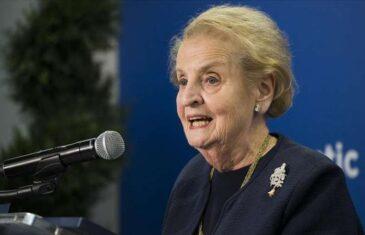 """ROBERT BAJRUŠI O DRAMI U BEOGRADU: Madeleine Albright mogla bi igrati veliku ulogu na Balkanu, Srbi bijesni: """"Ona nas mrzi"""""""