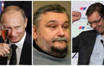 """PROČITAJTE TEKST KOJI JE IZBEZUMIO VUČIĆA: """"Rusija i Srbija blokiraju demokratsku konsolidaciju…"""