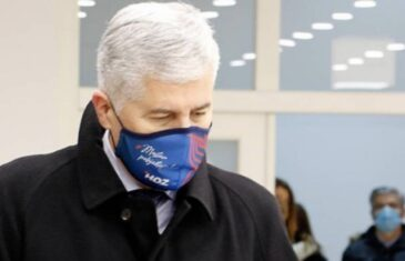 PIŠI PROPALO: Pogledajte izjavu zbog koje je Čović bio očajan, lider HDZ-a BiH konačno je shvatio da je izgubio Mostar