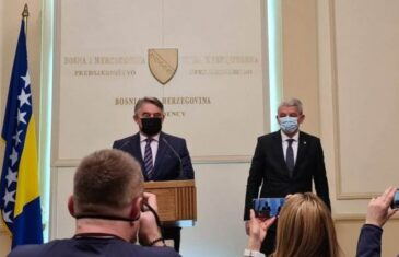 To je najmanje što mogu učiniti: Hoće li Džaferović i Komšić pozvati ambasadoricu BiH u Beogradu da se…