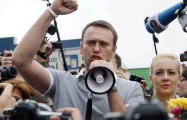 RUSKI AGENT OTKRIO KAKO JE OTROVAN NAVALNI: Novičok mu je podmetnut u…