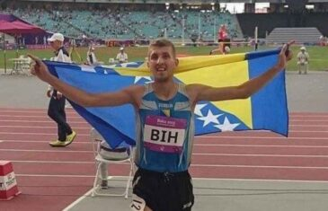 TUGA DO NEBA: Preminuo jedan od najboljih atletičara Bosne i Hercegovine…