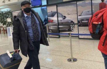 MUKE PO SAMARDŽIJI: Novinari na sarajevskom aerodromu sačekali ambasadora BiH u Rusiji, pogledajte šta je odgovorio na pitanje o Dodikovoj ikoni