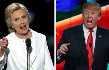 ŠOKANTNO OTKRIĆE: Hillary Clinton iznijela jezive tvrdnje o Donaldu Trumpu i Vladimiru Putinu