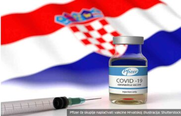 PA OVO JE NEVJEROVATNO: Hrvati javili PFIZERU da iz bočice koriste 6, a ne 5 doza, PFIZER SE ZAHVALIO I POVEĆAO CIJENU