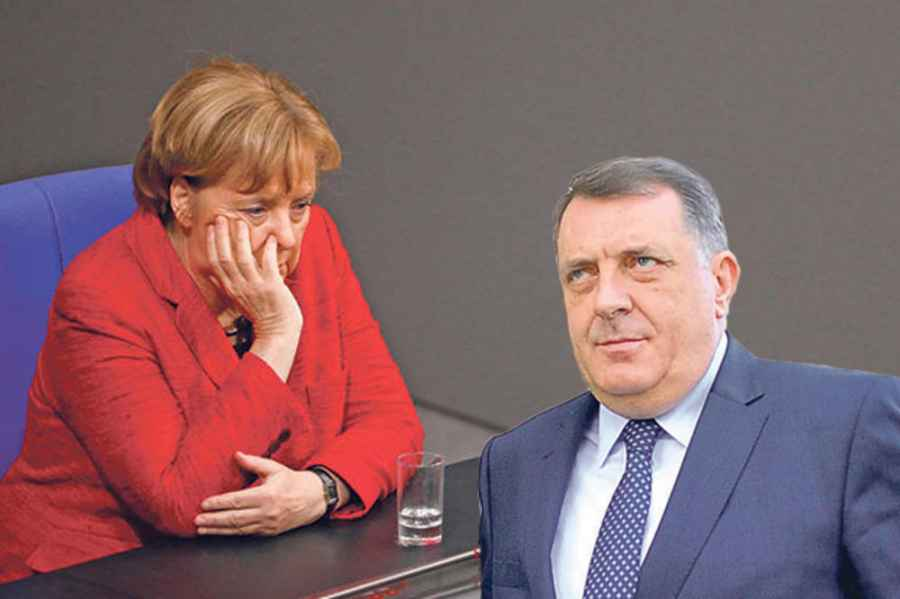 OSCE, OHR I AMBASADE SAD-a, VELIKE BRITANIJE I ŠVEDSKE ŽESTOKO KRITIKOVALE DODIKA: Ali, zašto se kritici nisu pridružile vodeće države Evropske unije?