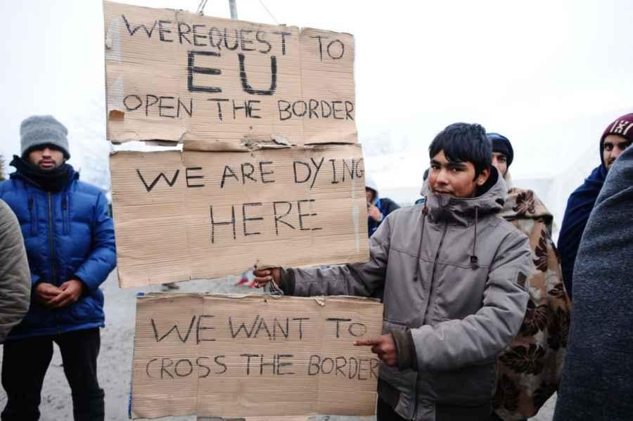 KAD LICEMJERI MORALIŠU: Avdo Avdić o migrantskoj krizi i Evropskoj uniji