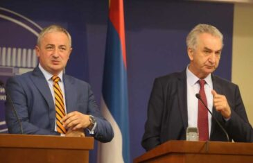 ŠTA SPREMAJU ŠAROVIĆ I BORENOVIĆ: Sve aktivnosti ka jednom cilju – srušiti Vladu RS prije izbora!
