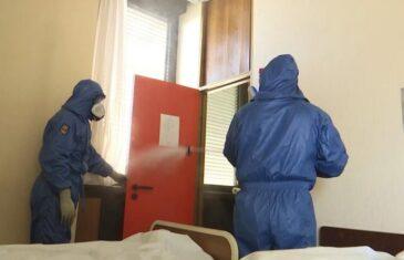 Znate li kako pravilno očistiti i izvršiti dezinfekciju prostora? Postoje važna pravila ako je tu boravila zaražena osoba…