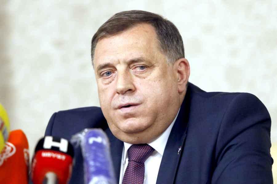 """AL', JEDAN POZIV MIJENJA SVE: """"Šta znači telefonski poziv Borrella upućen Dodiku!?"""""""