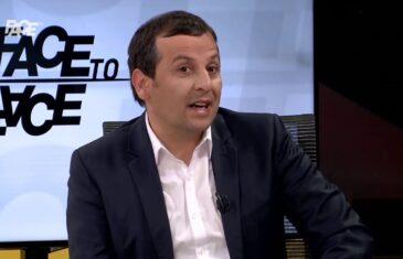 """VUKANOVIĆ ŠOKIRAO HADŽIFEJZOVIĆA: """"Vučić pušta Edina Vranja da spasi Gordanu Tadić. Ako ona ode, Dodik visi i ne zna ko će…"""""""