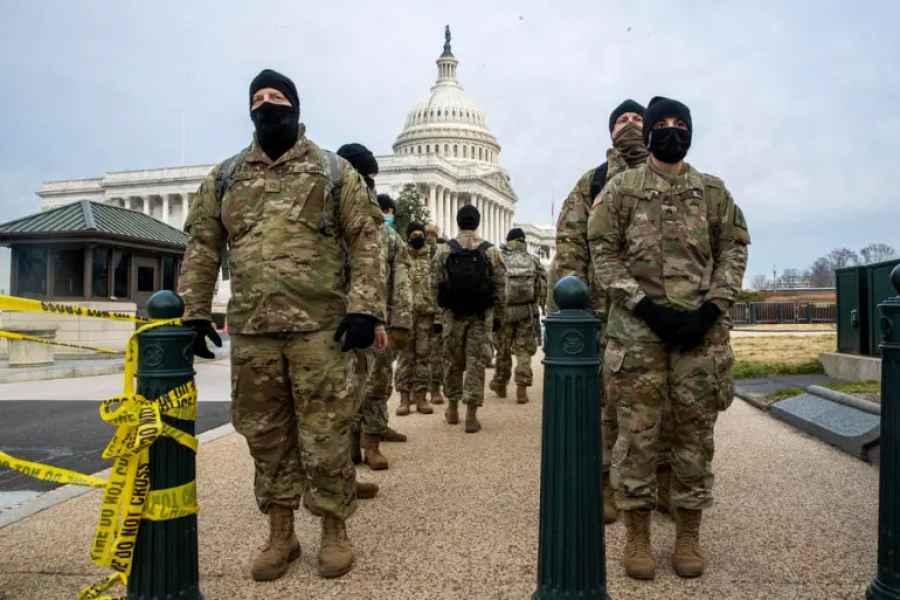 OVOGA SE TRUMP NAJVIŠE PLAŠIO: Prva reakcija najviših američkih vojnih dužnosnika na nerede u Washingtonu…