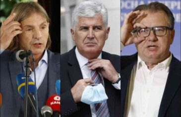 VEČERAS DRAGAN ČOVIĆ ČASTI SVE REDOM: Naša stranka i SDP prihvatili HDZ-ov princip – učešće u vlasti bez obzira na izborni rezultat!