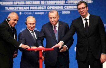"""ISTRAŽIVANJE """"SB"""", DŽABA VUČIĆ OTVARA TURSKI TOK: EU poručuje da će na zapadni Balkan dovesti gas IZ OVE DRŽAVE…"""