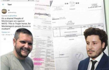ABAZOVIĆ U CENTRU SKANDALA: Opasni crnogorsko-američko-srpski državljanin operirao u Crnoj Gori duže od pola godine, sponzorisala ga stranka Dritana Abazovića!