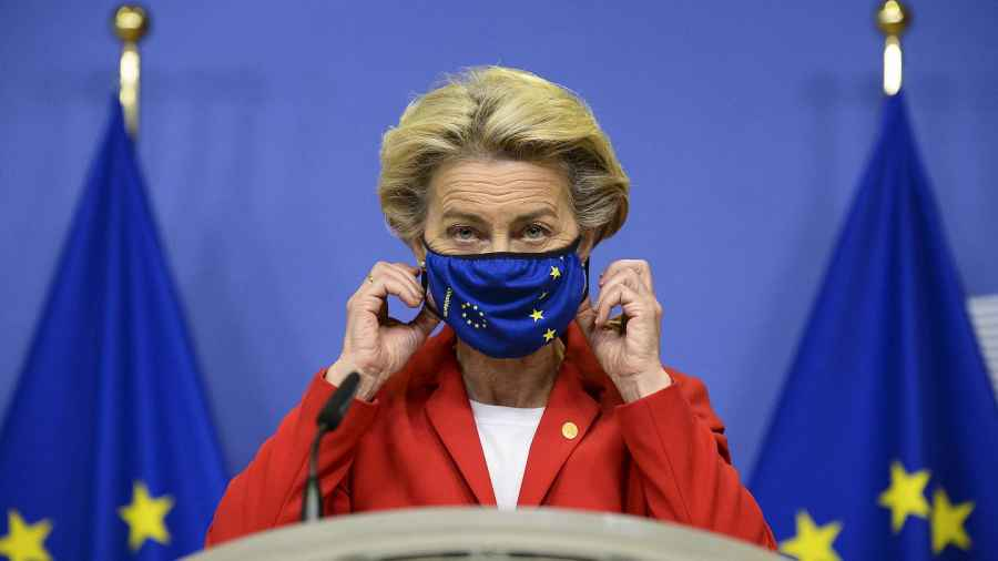 "KUHA NA RELACIJI BRUXELLES – MOSKVA: Ruski diplomati oštro odgovorili EU: ""Izjava Von der Leyen je neukusna i nepromišljena!"""