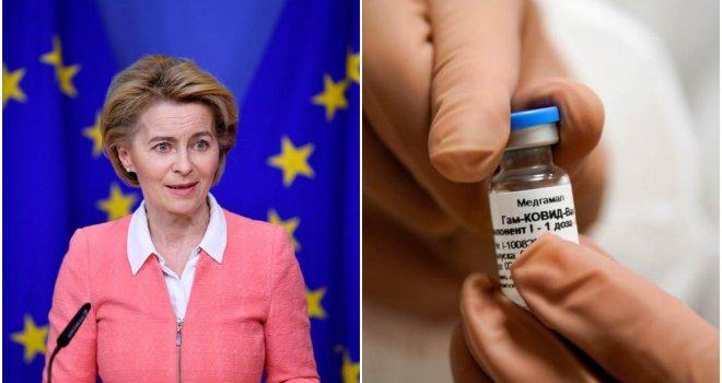 Von der Leyen tražila objašnjenje o vakcinaciji, ruske diplomate oštro odgovorile EU: 'Izjava je neukusna i nepromišljena'