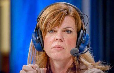 """""""ČETNIKUŠA! ONA JE NAJVEĆA ČETNIKUŠA"""": Dopredsjednica SDP-a Hrvatske Biljana Borzan izvrijeđana pred TV kamerama"""