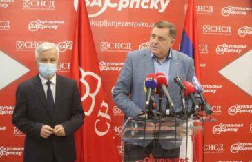 """DODIK NAKON SASTANKA SA ČUBRILOVIĆEM: """"Razgovori o novom visokom predstavniku NESTALI S…"""