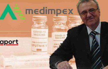 Raport otkriva sadržaj pisma iz Medimpexa: Odustaju od nabavke vakcina. Žale se na političke i medijske pritiske