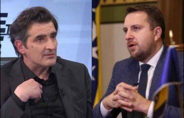 KAPIDŽIĆ KASNO TOKOM NOĆI ŠOKIRAO JAVNOST: Napisao je novi status o gradonačelniku Sarajeva i povezao ga s legendarnim brazilskim nogometašem