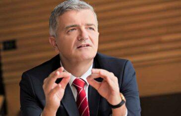 """OGLASIO SE SRĐAN MANDIĆ: """"Faruk Kapidžić, u saradnji sa HDZ-om, ne dozvoljava rekonstrukciju vodovoda, ovo je konačni dokaz namjera SDA!"""