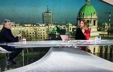"""ČEDA JOVANOVIĆ JUTROS ŠOKIRAO TV VODITELJICU: """"Jovana, da neko tebe maltretira dok ti je muž Željko u bolnici, ja bih kao vaš prijatelj i njega premlatio!"""