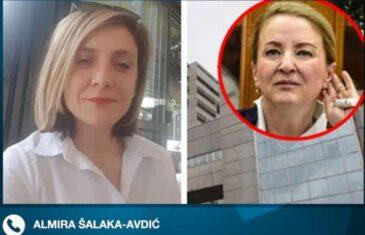 Almira Šalaka-Avdić o agoniji sa KCUS-a: Niko me nije zvao da pokupim stvari svoje majke…