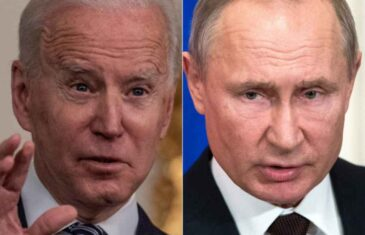 """AMERIKA POMNO PRATI DEŠAVANJA NA RUSKO-UKRAJINSKOJ GRANICI; BIDEN JE JASAN: """"Ako se Rusija bude ponašala agresivno bit će…"""