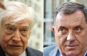 """CHRISTIAN SCHWARZ-SCHILLING UPOZORAVA: """"Paradoksalno je to što radi Dodik, da može, uništio bi…"""
