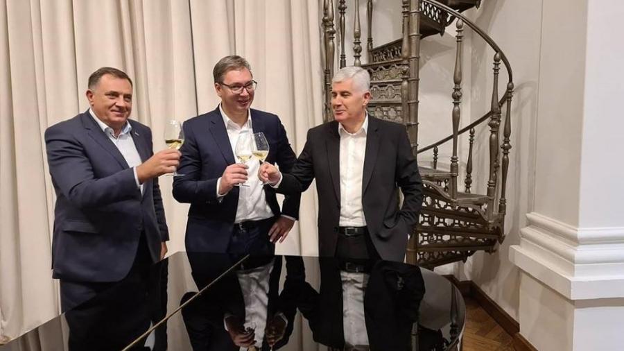 AMERIČKI STRUČNJAK ZA BALKAN KURT BASSUENER OTKRIVA: Regresija na Balkanu kao dugi rep ideje razmjene teritorije Vučić – Thaci, kakva je uloga Čovića i Dodika…