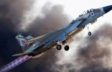 GORI NA BLISKOM ISTOKU: Zračni napad Izraela na Damask, ima ranjenih…