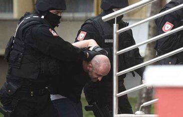 PRESUDA BANJALUČKOG OKRUŽNOG SUDA: Zbog pokušaja ubistva policajca, Tešnjak osuđen na…