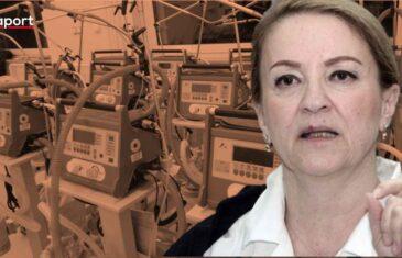"""Šta se  dešavalo na KCUS-u? Tiha pobuna anesteziologa protiv """"malina respiratora"""""""