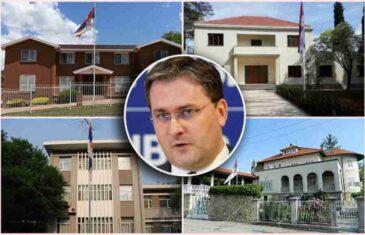 KADROVSKA KRIZA U VUČIĆEVOJ PARTIJI: Srbija bez ambasadora u 24 zemlje, čak i u…