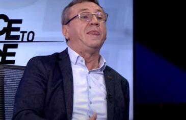Primitivni istup zastupnika SDA u Parlamentu FBiH Hamdije Abdića: Doktore Stevanoviću, j*bo ti svaki član SDA staru