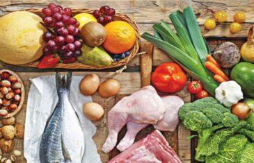 OVO BI SVI MORALI ZNATI: U doba epidemije koronavirusa, prehrana je neopisivo važna