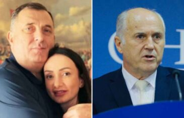 PANIKA U DODIKOVIM REDOVIMA: Nakon Inzkovog izvještaja Vijeću sigurnosti UN-a, oglasila se i kćerka Gorica…