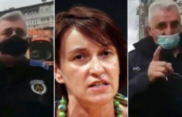 Slučaj novinarke Nidžare Ahmetašević: Odbor za žalbe javnosti ocijenio da su policajci teže povrijedili službenu dužnost