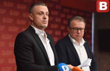 """PROMAŠENA INVESTICIJA NERMINA NIKŠIĆA: """"Pokušaj SDP-a da Vojina Mijatovića nametne kao vođu…"""