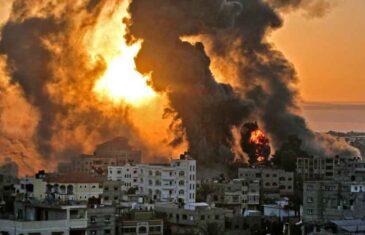 Reportaža iz Gaze: Djeca su me pitala šta je ovo, rekao sam: Zvuk bajramskog slavlja. A onda sam Boga molio da naše rakete pogode srce Tel Aviva