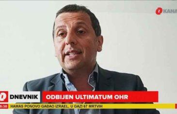 """VUKANOVIĆ ZA """"O"""" KANAL: """"Dodik glumi srbendu koja brani napaćeno srpstvo, Inzko mu je dolazio…"""""""