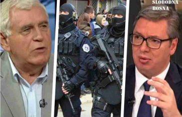 """ČUVENI KOSOVSKI POLITIČAR AZEM VLLASI ZA """"SB"""": O razmjerama tenzija na Kosovu, Vučićevim podmuklim planovima, njegovoj aroganciji prema susjedima i snishodljivosti prema jakima"""