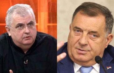"""NENAD ČANAK ODRJEŠITO: """"Srpski svet je samo """"velika Srbija"""" sa lažnom ličnom kratom, Dodik se kleo da su Mladić i Karadžić …"""""""