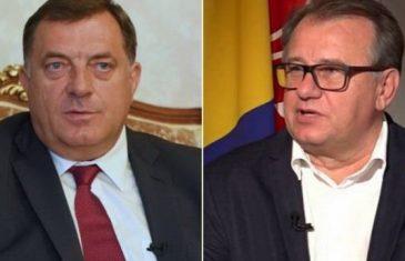Nikšić: Vučić je mentor Dodiku – spreman je da dovede do ratnog sukoba; Između Komšića i Čovića ja biram…