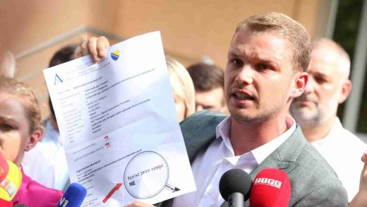 Stanivuković: Neka me uhapse ako moje riječi nisu tačne. Kako će provjeriti kisik, hoće li gledati pluća ljudi?