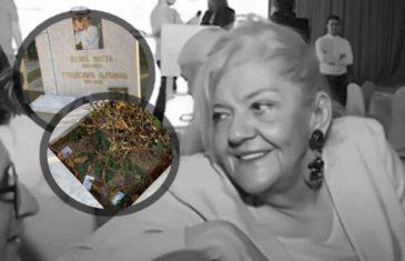Ovo je porodična grobnica Marine Tucaković: Posljednja želja joj je da bude sahranjena pored…