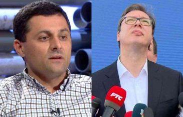 """SRĐAN SUŠNICA O DEŠAVANJIMA NA CETINJU: """"Petoseptembarski događaji razotkrili kako radikalska Srbija i Vučić zamišljaju taj svoj 'Open Balkan'"""""""