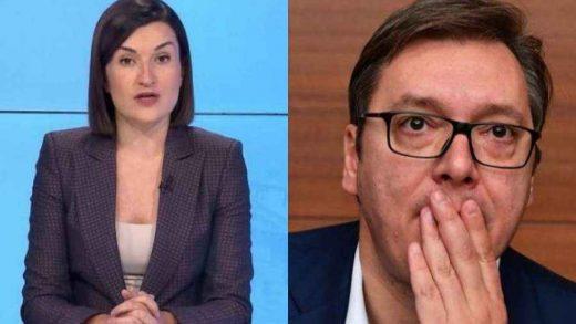 """OBUĆINA NE POPUŠTA PREDSJEDNIKA SRBIJE: """"Mali Vučić sa Kosova upisao je pobedu, a veliki već danas počeo da se izvinjava i moli ko Boga zapadne sile…"""""""
