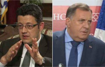 NEOČEKIVAN POTEZ ALJOŠE ČAMPARE: Zatražio od Ustavnog suda da Dodika proglasi…